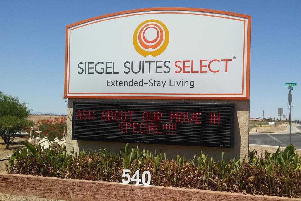 Siegel Suites – Casa Grande, AZ