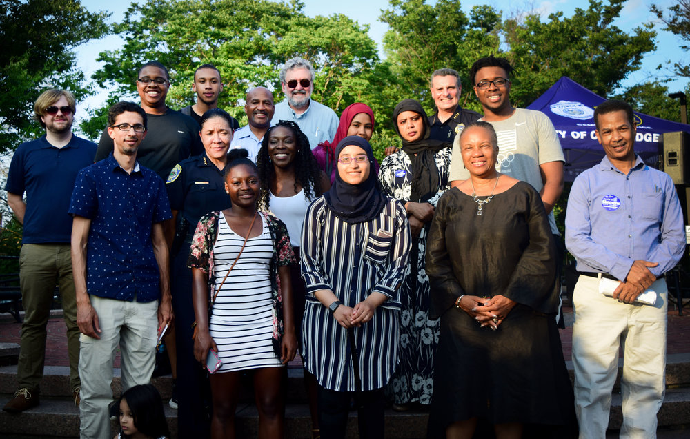 2017 Scholarship Program recipients