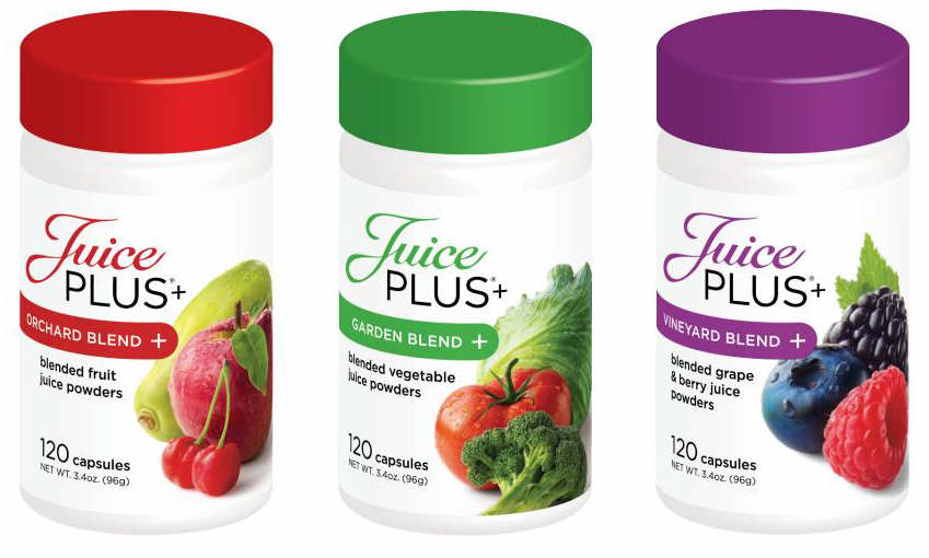 Juice Plus - Learn how to bridge the gap between what you do eat and what you should eat with Juice Plus+, the next best thing to fruits and vegetables.