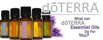 doTERRA Essentail Oils - A safer way