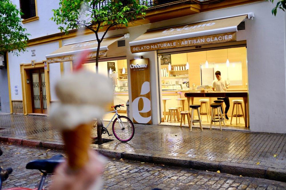 Créeme, Trust Me, Ice Cream_City Nibbler_Seville