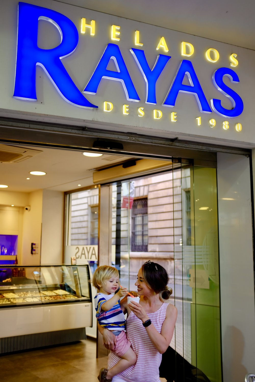 Rayas Ice Cream_City Nibbler_Seville