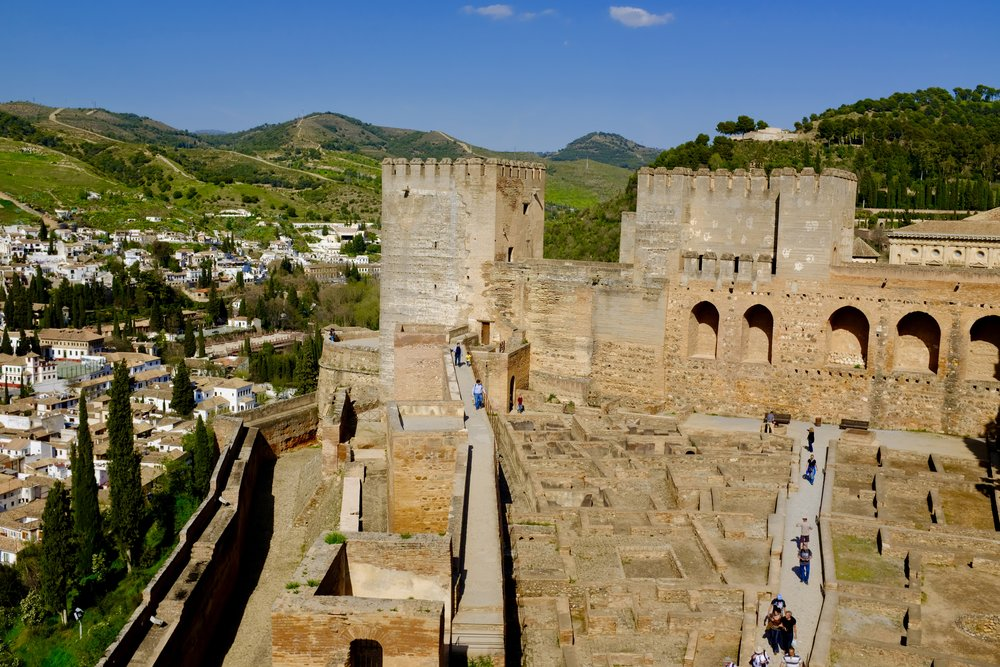 Get Last Minute Tickets to the Alhambra in Granada, Spain