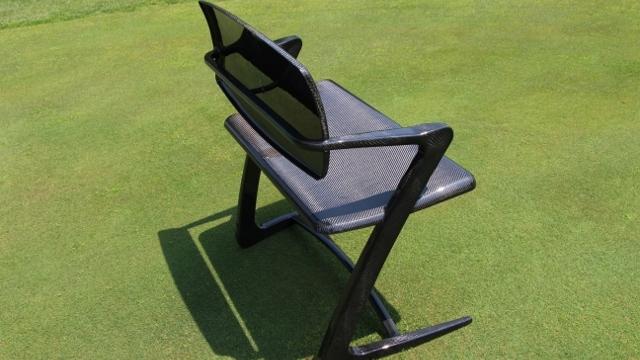 Helm bench