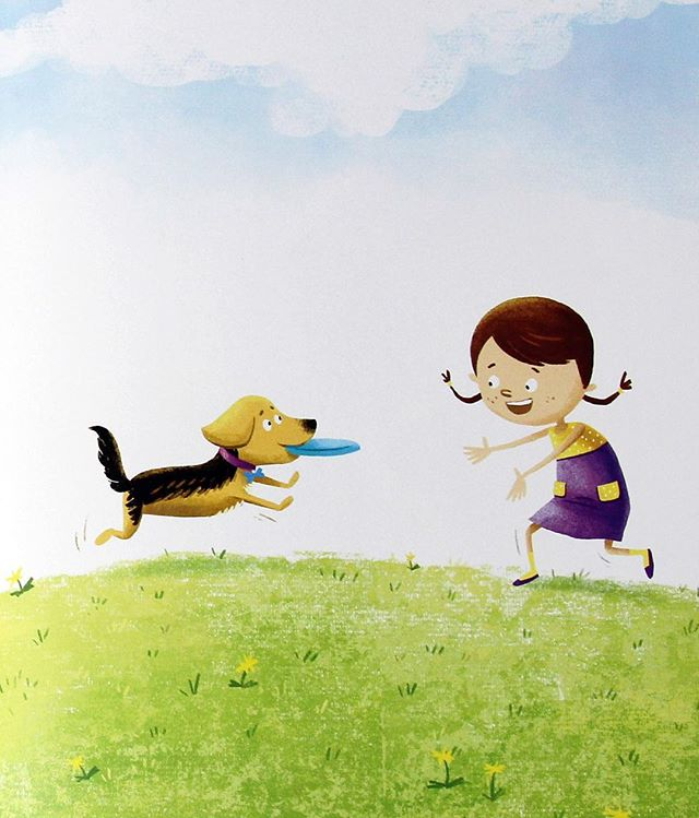 """A beautiful book in verse and illustration. This book is a wonderful way to explain to children the loss of their beloved dog. It will make them understand how the love of a dog will stay with them forever. I wish I had this book when I was a child. A book full of love."" - Debby B., Amazon . . . Get #FairyDogHeaven on Amazon: https://amzn.to/2pfOiUU"