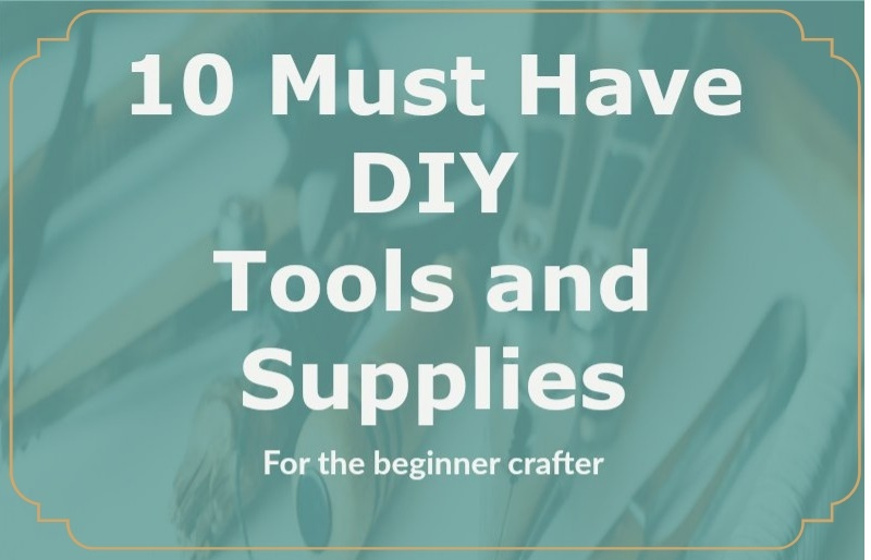 free cheat sheet! - Put those pinterest boards to work! Start crafting your perfect home with these essentials!