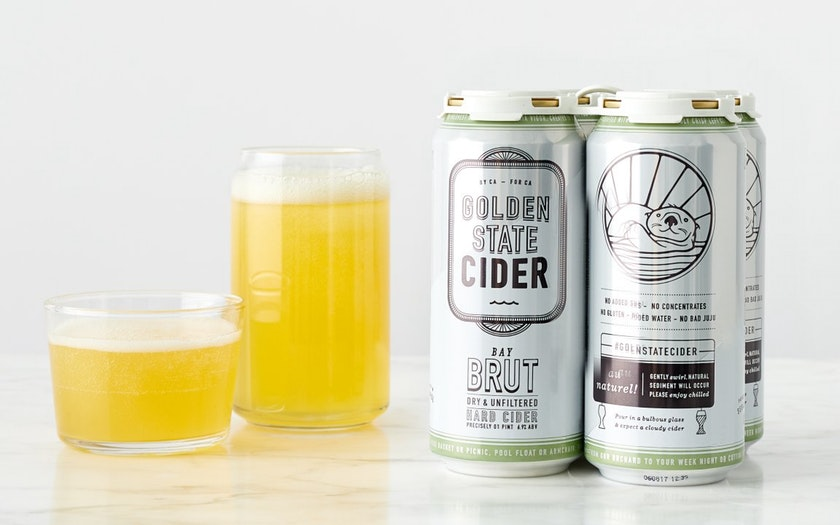 Bay Brut Hard Cider