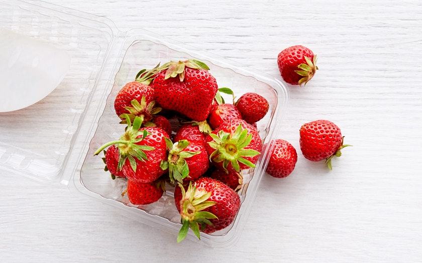 JSM Organics  Organic Wild Strawberries  $5.49