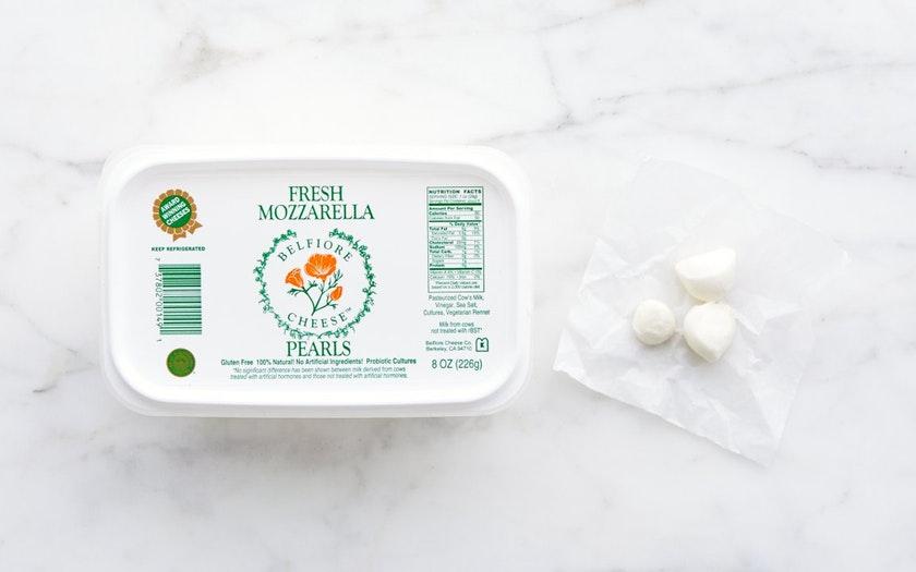 Bel Fiore  Perlini Mozzarella  $4.99