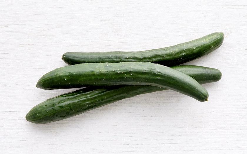 Hikari Farms  Organic Japanese Cucumber Trio  $5.99