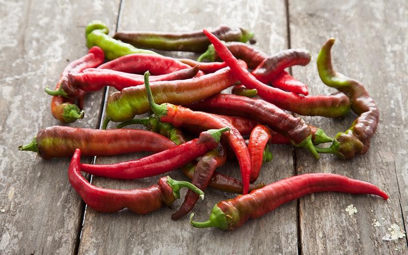 Full Belly Farm  Organic Jimmy Nardello Peppers  $4.99