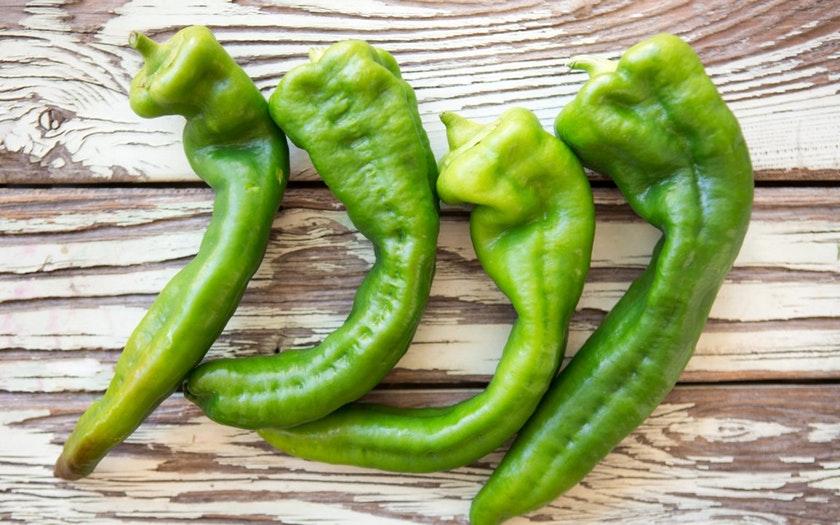 Say Hay Farms  Organic Sweet Italian Peppers  $3.49