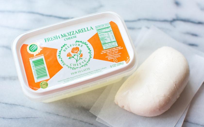 Bel Fiore  Fior di Latte Fresh Mozzarella  $5.99