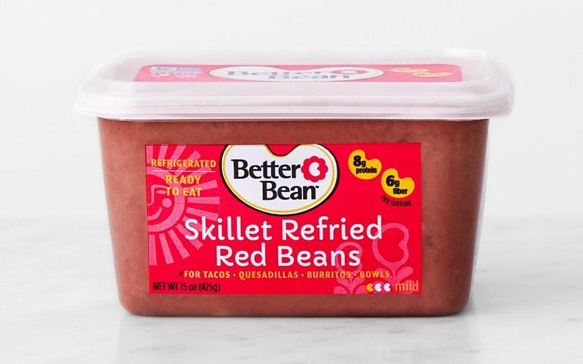 Better Bean   Skillet Refried Red Beans   $4.39