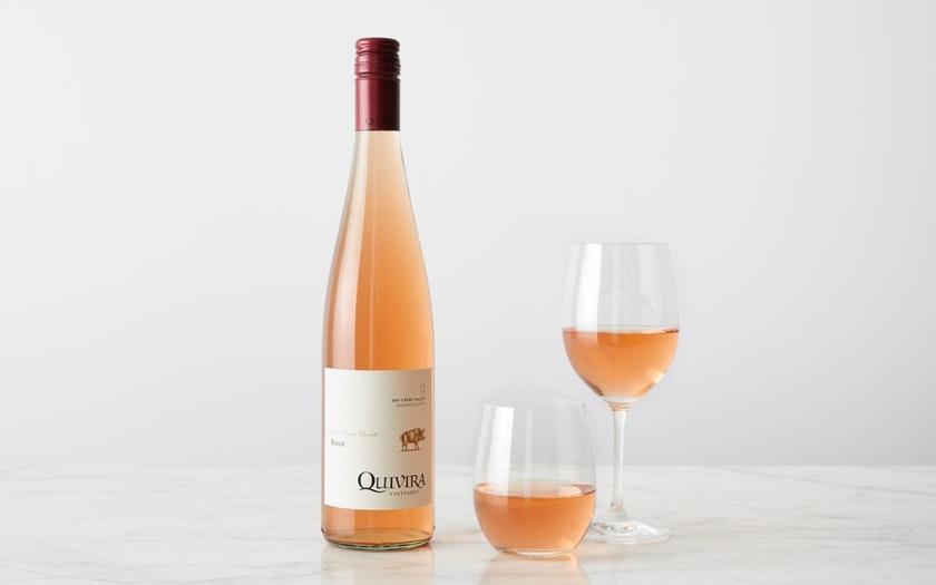 Quivira Wine  Rosé  $19.99