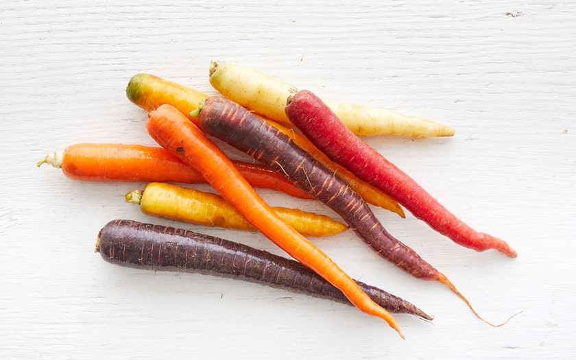 Martin Bournhonesque  Rainbow Carrots  $2.49