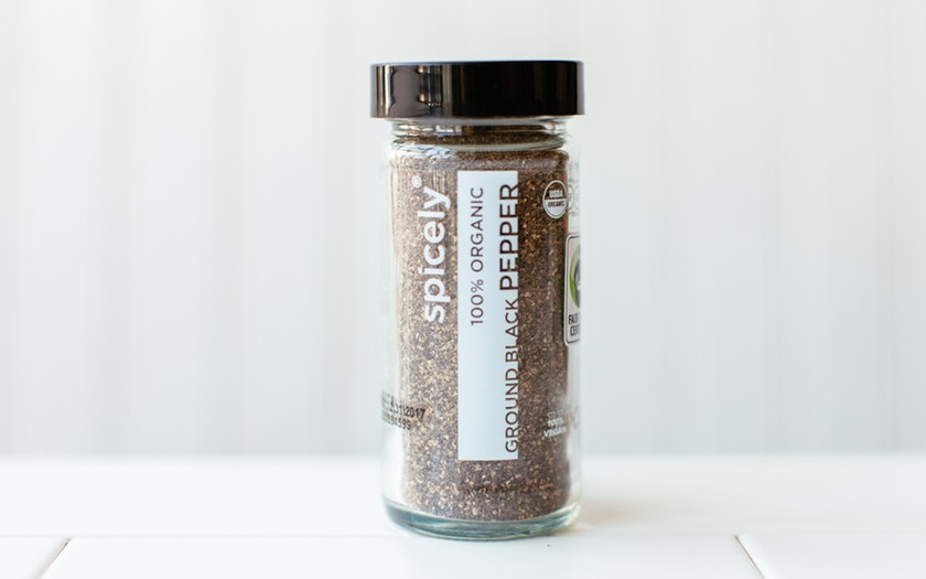 Spicely Organics   Organic Ground Black Pepper     $4.99