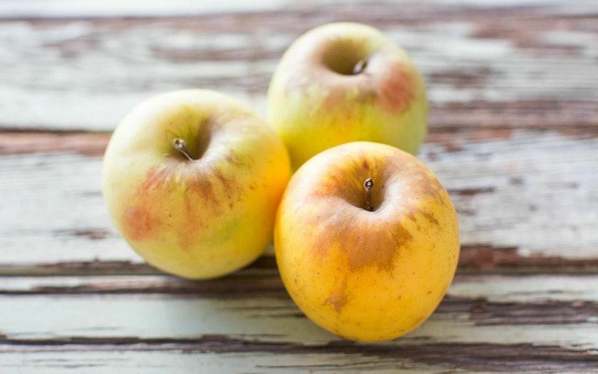 Devoto Gardens    Organic Hawaiian Apples   $3.99