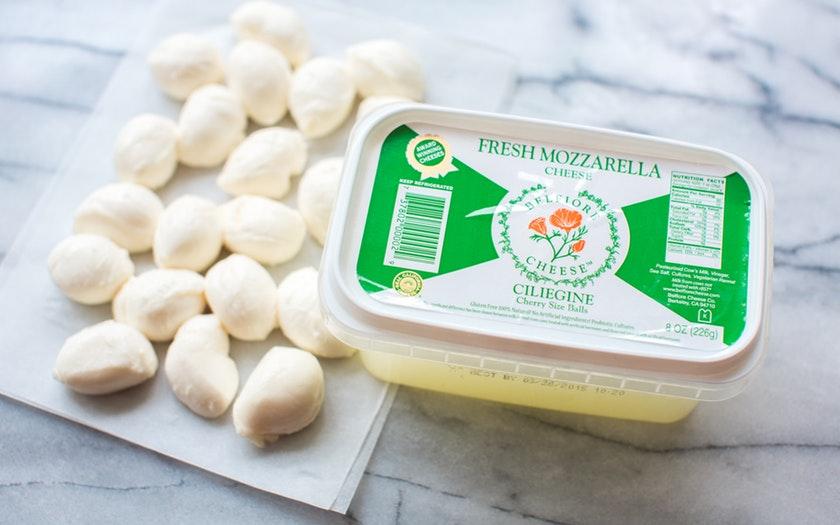 Bel Fiore    Ciliegine Mozzarella    $4.99