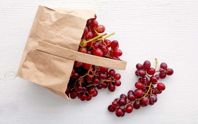 Terra Firma Farm   Organic Scarlet Royal Grapes     $4.99