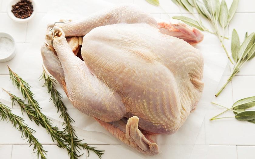 Mary's Free Range   Organic Broad-Breasted Turkey - 12-14lb     $47.89 - Serves 10-14