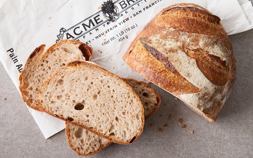 Acme Bread   Pain au Levain   $4.99