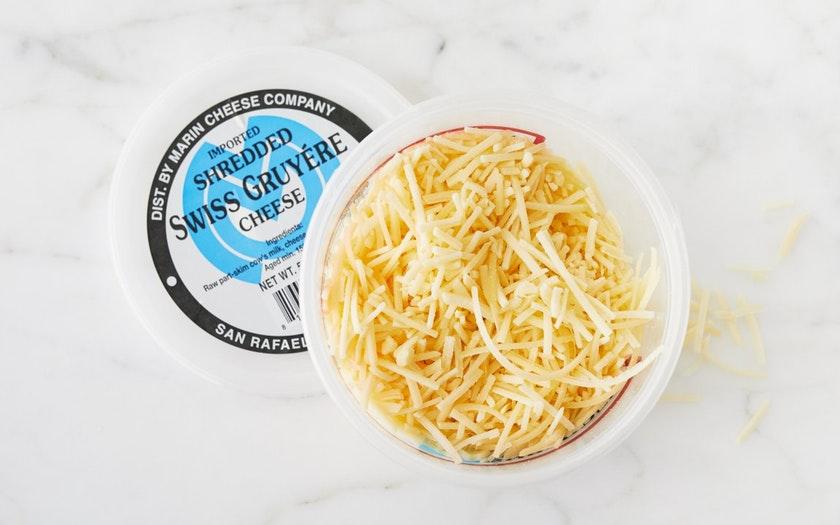 Marin Cheese Co.   Shredded    Gruyère  $5.99