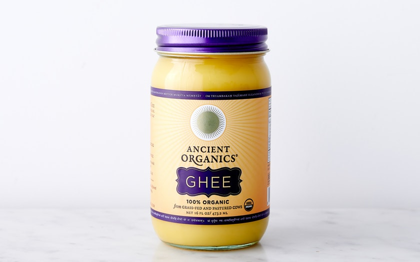 Ancient Organics   Organic Grass Fed Ghee     19.99