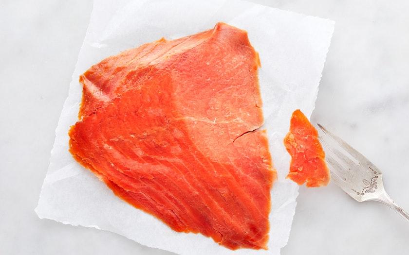 Ports Seafood   Sugar-Free Wild Sockeye Salmon Lox     $9.99