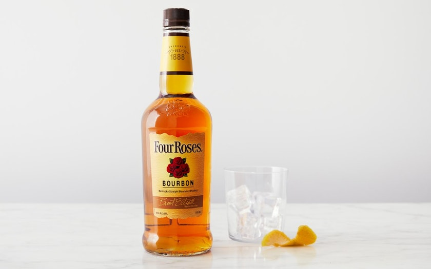 Four Roses   Yellow Label Bourbon     $18.99