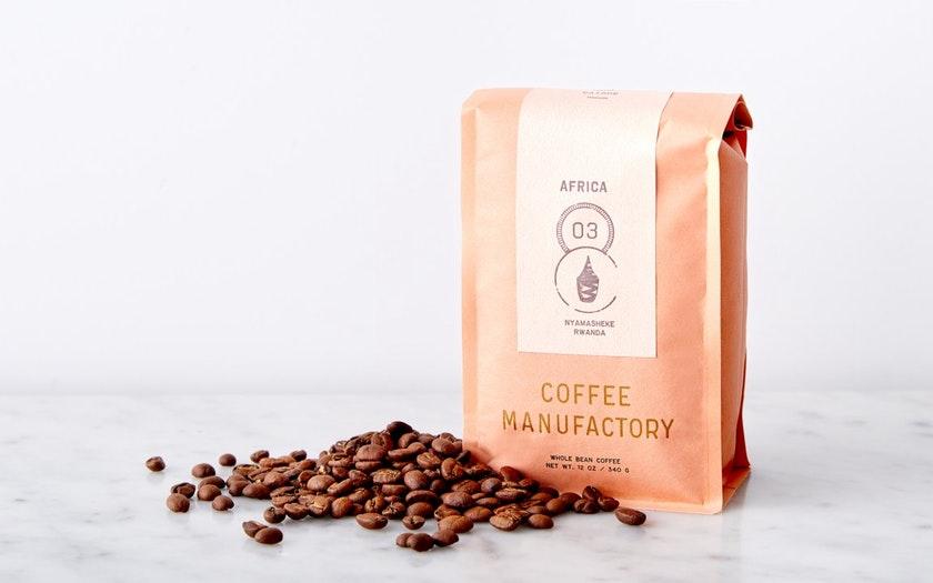 Coffee Manufactory   03 Single Origin Coffee Beans     $15.79
