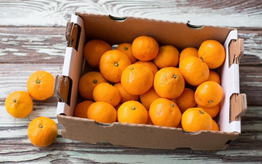 Side Hill Citrus   Organic Satsuma Mandarin 5 lb. Gift Box     $16.99