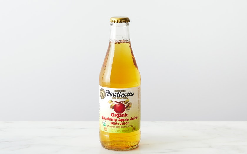 Martinelli's   Organic Sparkling Apple Juice     $1.69