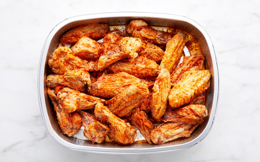 Good Eggs Kitchen   Roasted Buffalo Chicken Wings     $17.49