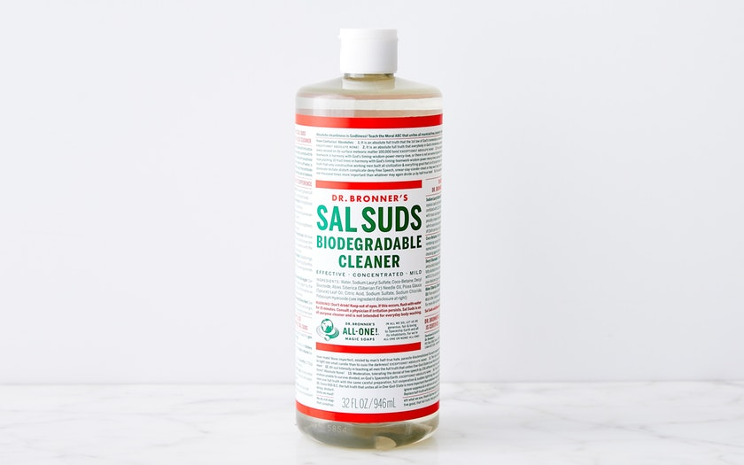 Dr. Bronner's   Sal's Suds Biodegradable Liquid Cleaner     $11.99