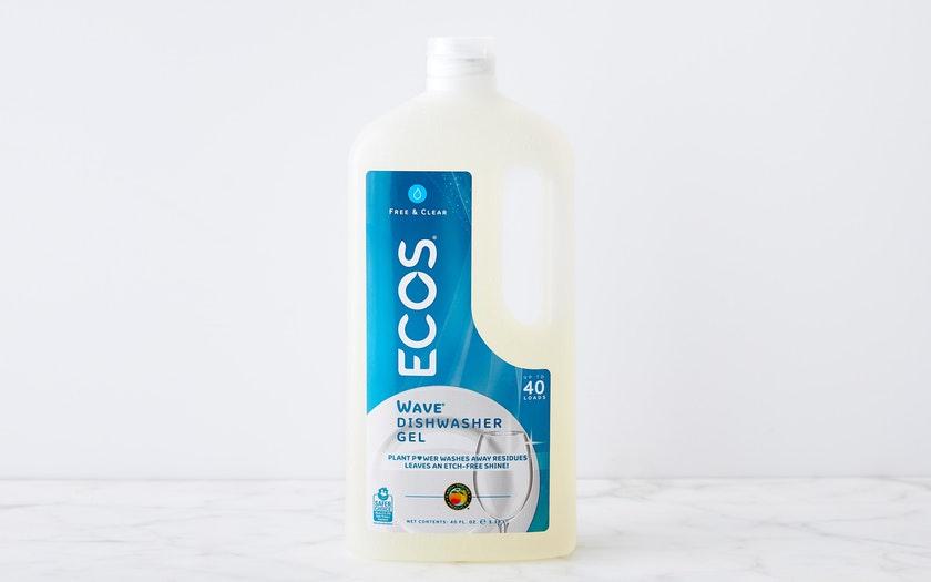 ECOS   Free & Clear Dishwasher Gel     $4.99