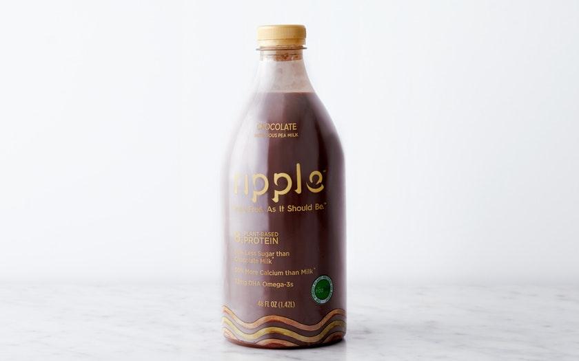Ripple   Chocolate Pea Milk     $4.99