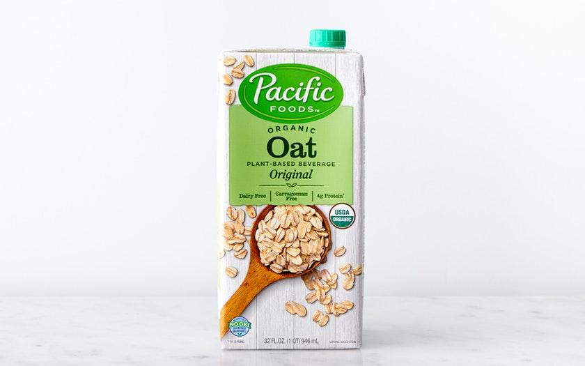 Pacific Foods   Organic Original Oat Milk     $2.99