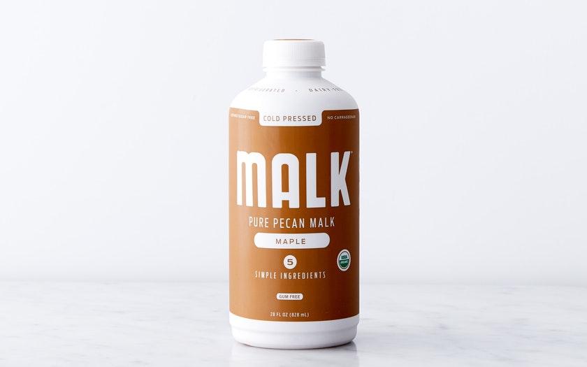 Malk Organics   Organic Pecan Maple Milk     $4.99