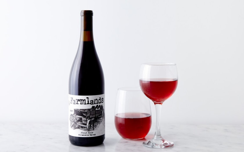 Johan Vineyards   Biodynamic Farmlands Pinot Noir     $19.99