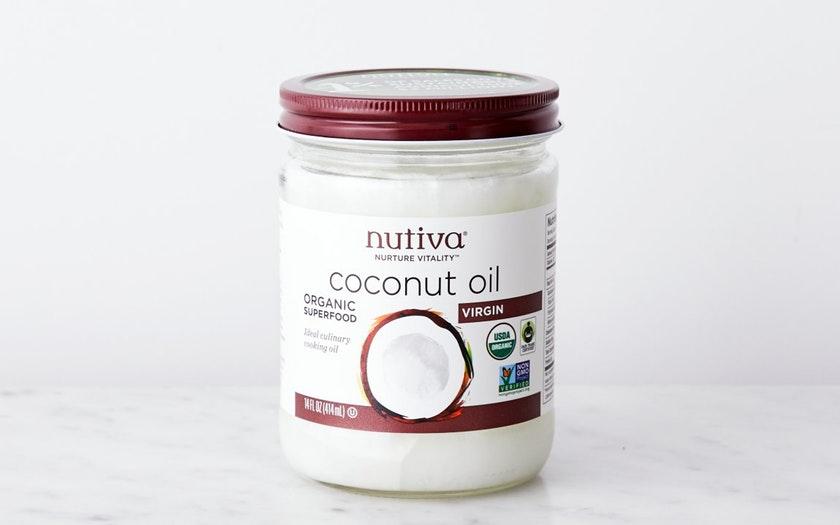 Nutiva   Organic Virgin Coconut Oil     $10.99