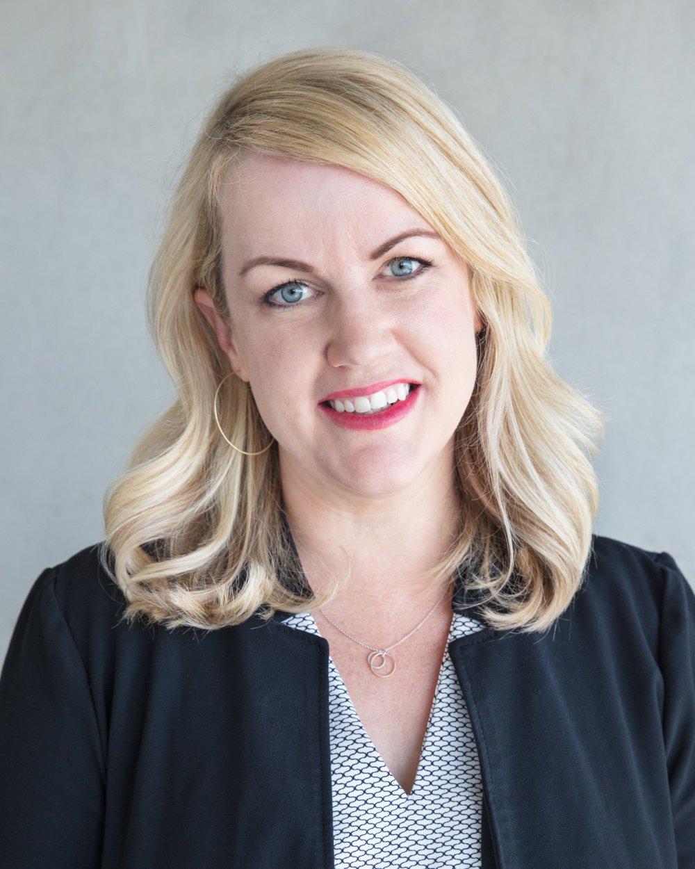Betty Fletcher — VP of People & Culture
