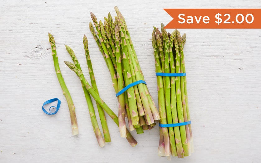 Coastal View Produce   Organic California-Grown Asparagus Duo     $11.99