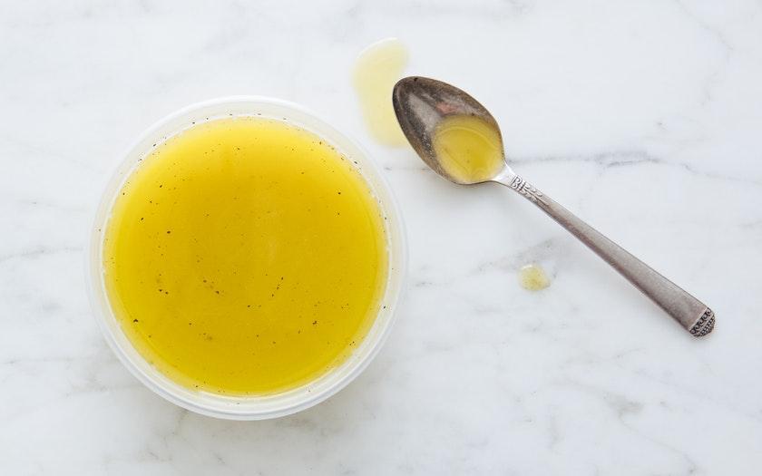 Good Eggs Kitchen   Meyer Lemon Vinaigrette     $3.99