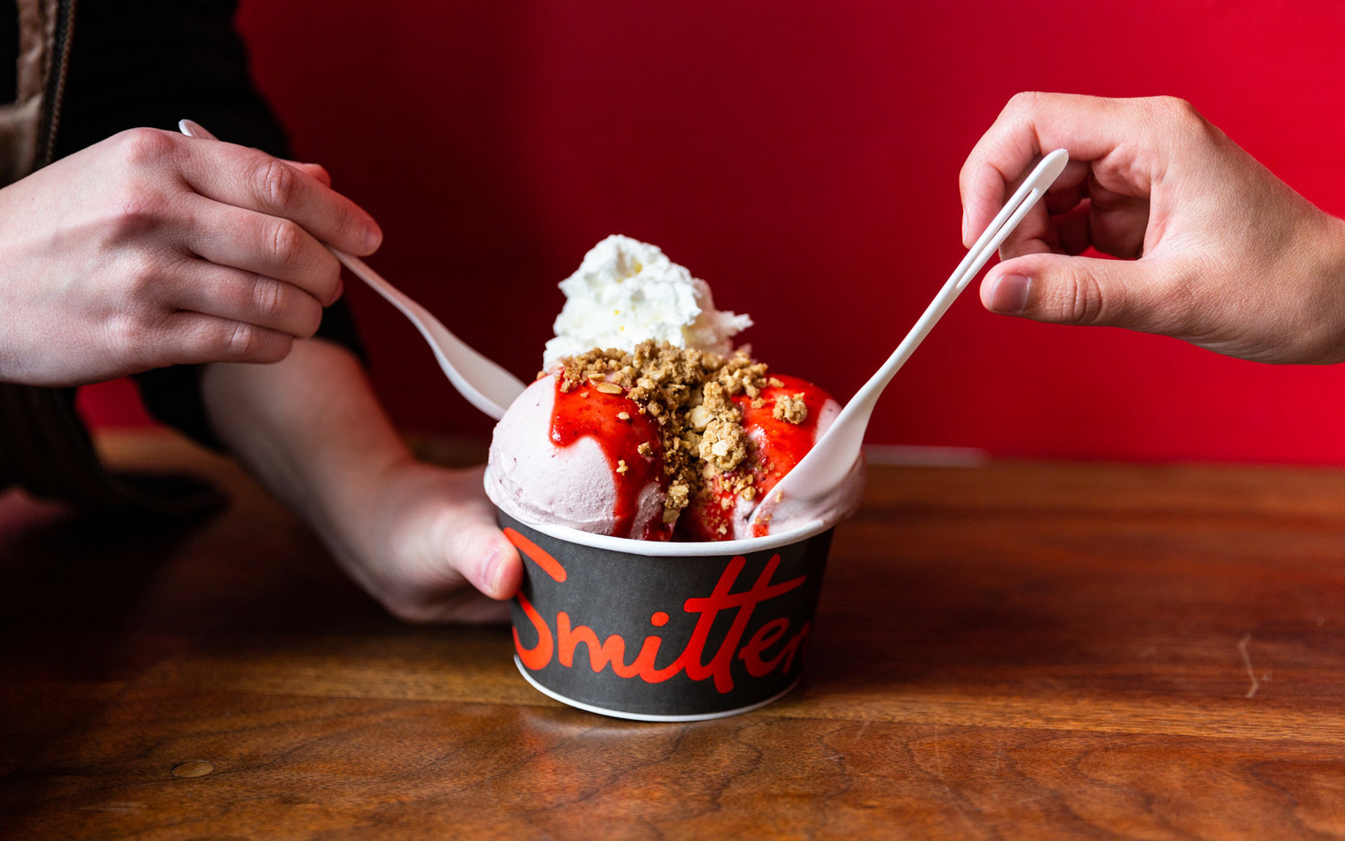 How Smitten Is Reinventing Ice Cream