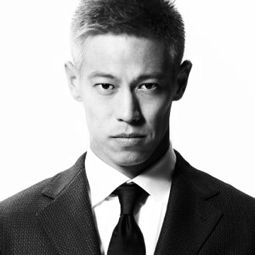 Keisuke Honda, Co-Founder