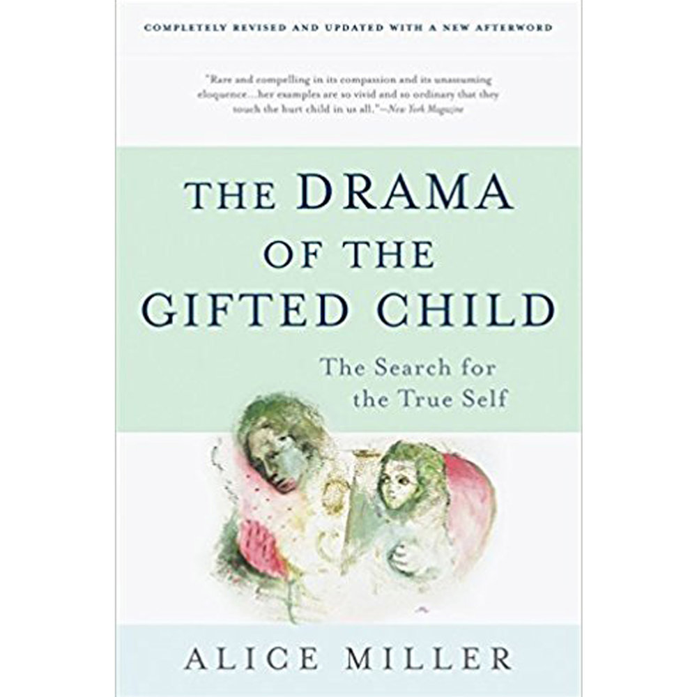 """Drama of the Gifted Child by Alice Miller   The bestselling book on childhood trauma and the enduring effects of repressed anger and pain  Why are many of the most successful people plagued by feelings of emptiness and alienation? This wise and profound book has provided millions of readers with an answer--and has helped them to apply it to their own lives.  Far too many of us had to learn as children to hide our own feelings, needs, and memories skillfully in order to meet our parents' expectations and win their """"love."""" Alice Miller writes, """"When I used the word 'gifted' in the title, I had in mind neither children who receive high grades in school nor children talented in a special way. I simply meant all of us who have survived an abusive childhood thanks to an ability to adapt even to unspeakable cruelty by becoming numb.... Without this 'gift' offered us by nature, we would not have survived."""" But merely surviving is not enough. The Drama of the Gifted Child helps us to reclaim our life by discovering our own crucial needs and our own truth."""