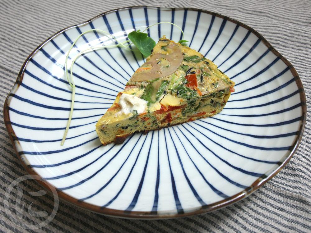 Frittata  Egg, Kale
