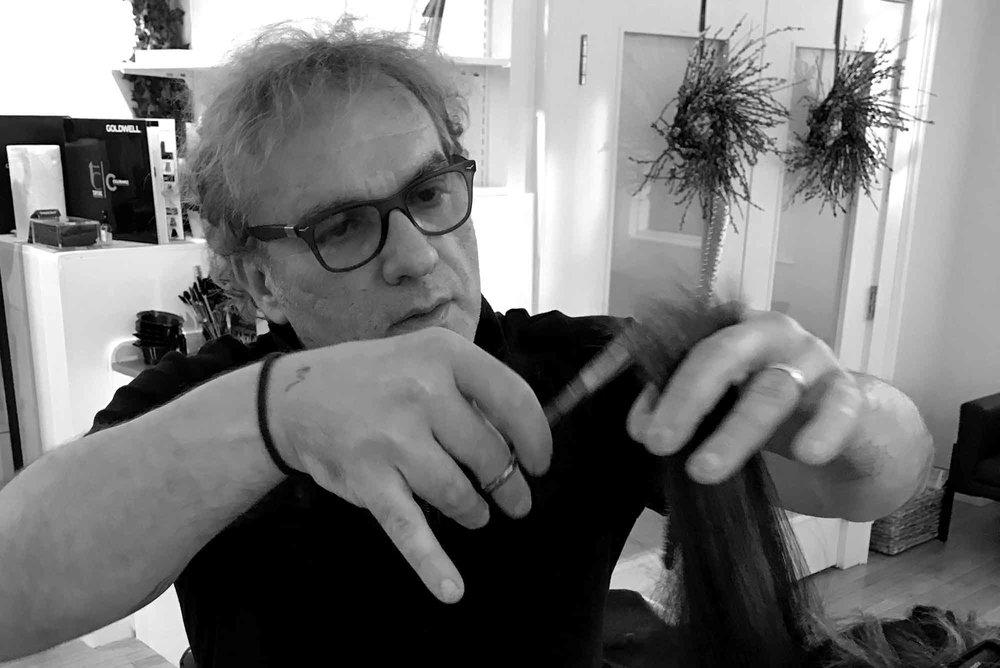 Charles Maksou - Dry Cut Craftsman-Eight time