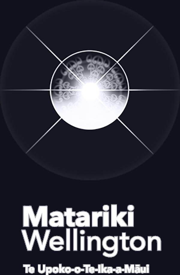 Matariki Wellington Logo